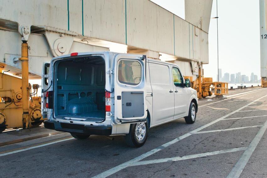 Headroom and Horsepower: Nissan NV Cargo Van