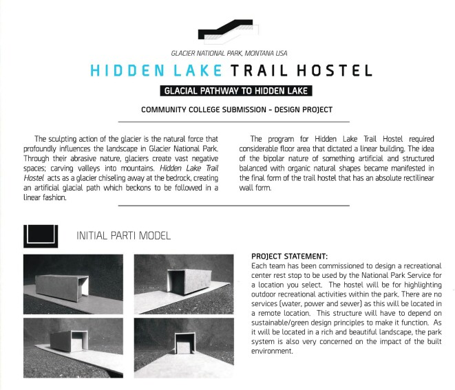 Hidden Lake Trail Hostel