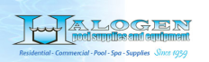 Halogen Supply Co. Logo