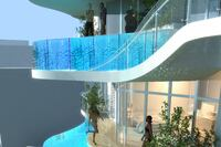 Hong Kong Architects Create Pool in the Sky