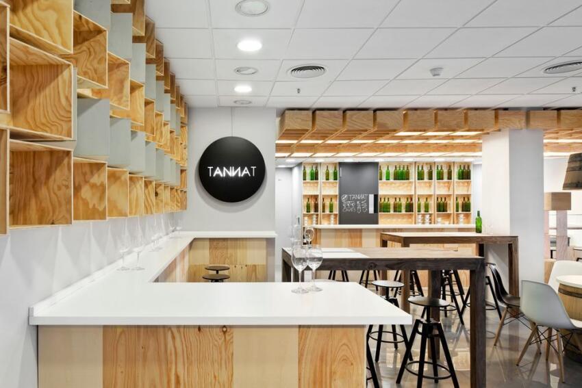 Tannat Wine Cellar byÀbag Arquitectura