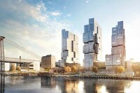 Spitzer's Residential Towers in Brooklyn to be Completed by 2018