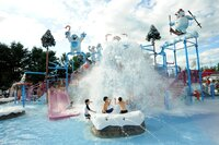Yule Love This Waterpark: Check Out Ho Ho H20, the Nation's Only Christmas-Themed Waterpark