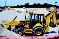 Backhoes go high-tech