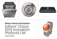 Editors' Choice 2015 Innovation Products List