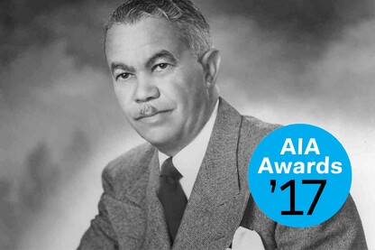 2017 AIA Gold Medal: Paul Revere Williams