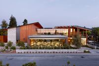 2014 AIA COTE Top Ten Winner: The David and Lucile Packard Foundation Headquarters