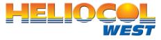 Heliocol West Solar Logo