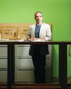 Matthew Kymes, senior designer
