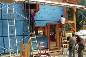 Air-Sealing Techniques From a Passive House Pro