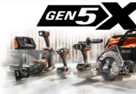 Introducing RIDGID GEN5X, the newest line of best-in-class 18 volt tools