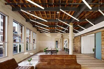 Innovative Office Design Reflects Austin Startup's Creative Ethos