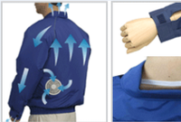 New for Summer: An Air-Conditioned Jacket