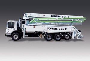 Schwing S 36 X