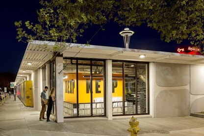 SEATTLE'S KEXP PUBLIC RADIO $15 MILLION BROADCAST COMPLEX