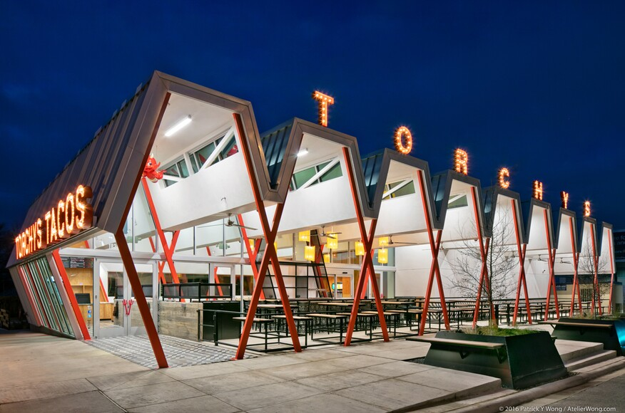 Torchy s tacos south congress architect magazine