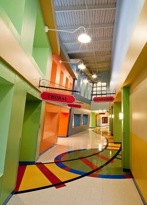 McIntyre Elementary School, New Castle, Pa., by Eckles Architecture & Engineering