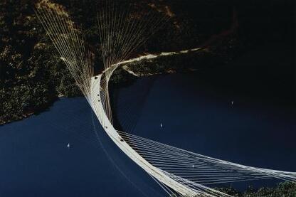 Ruck-a-Chucky bridge