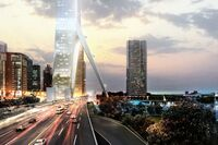 Gensler Reveals Concept for Chicago Luxury Tower