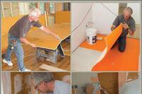 Prepping Shower Walls for Tile