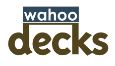Wahoo Decks Logo