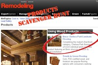 Remodeling Products Scavenger Hunt Begins March 1!