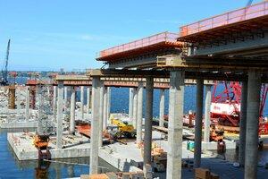State Route 520 Bridge, Seattle