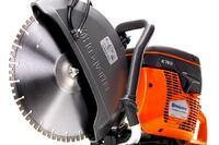 Husqvarna gas-powered K 760 Cut-n-Break power cutters