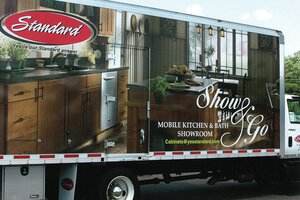 Mobile Showroom Treats Customers to Convenience