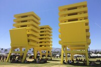 "Coachella ""Katrina Chairs"" Illustrate Ramifications of the Natural Disaster"