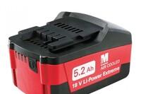 Metabo Ultra-M 5.2 Ah Battery