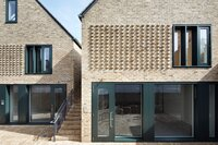 A Modern Mews-Inspired Infill Development in London