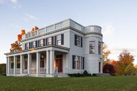 """Q+A: Designing This """"Carved, Beautifully Detailed Box"""" House"""