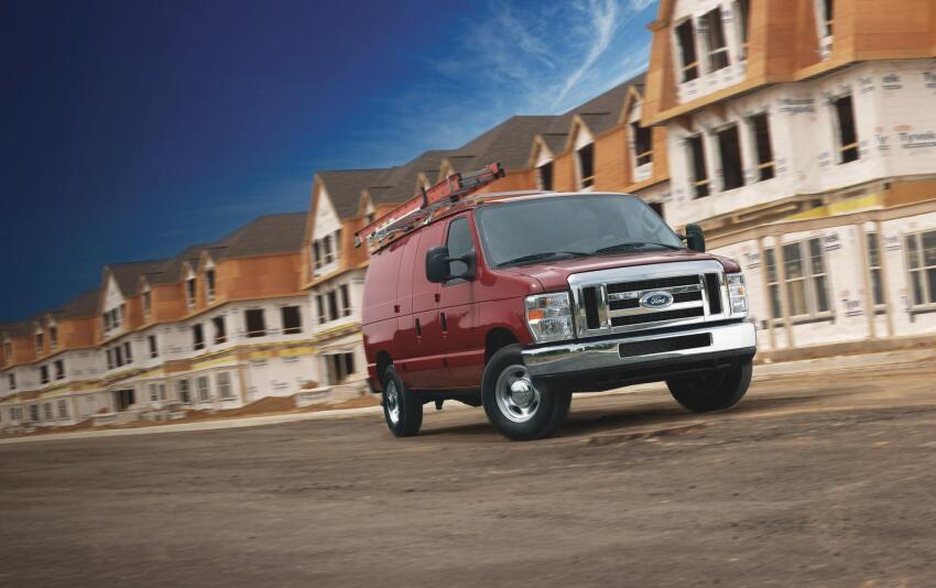 Ford 2011 E-Series Vans