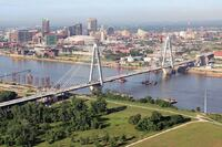 Winner: Stan Musial Veterans Memorial Bridge Opens