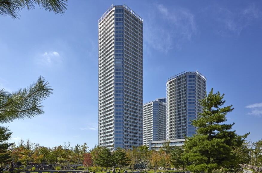 Futako Tamagawa Rise Architect Magazine Conran Partners