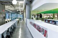 Hamilton Farmers Market and Central Public Library