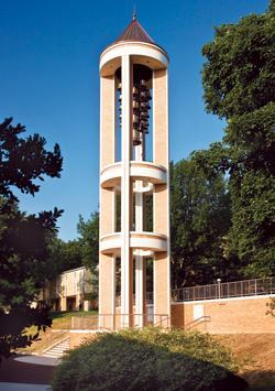 TX Active self-cleaning cement has been used in several high-profile projects in the U.S., including the Dalton State College bell tower in Georgia.