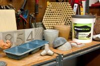 A New Shape-able Concrete from SAKRETE