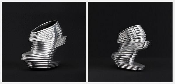 The Nova shoe by Zaha Hadid.
