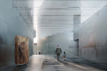 National Holocaust Memorial and Learning Centre (Lahdelma & Mahlamäki Architects and David Morley Architects)