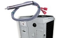 Heat Siphon Pool Heat Pump from United States ThemoAmp Features New Temperature Probe