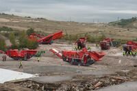 Jaw crusher and cone crusher