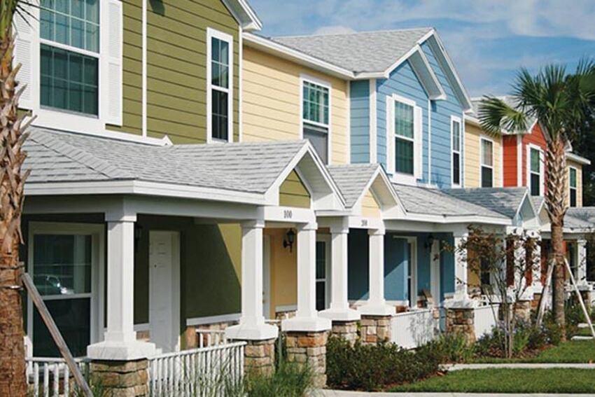 Habitat Goes Green, Multifamily in Florida