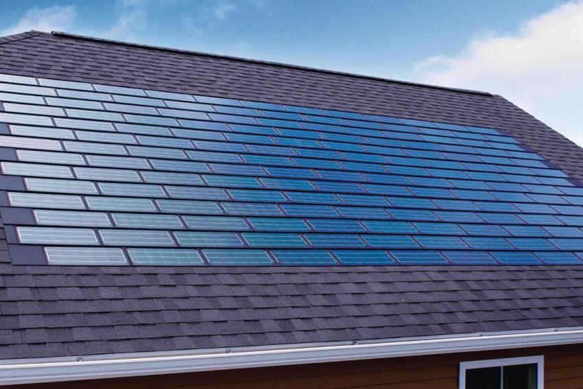 POWERHOUSE Solar Shingles from Dow