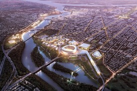 Washington 2024 Olympic Bid Master Plan