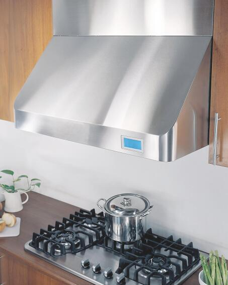 Kobe CH-101 and RA-02 Professional Range Hoods