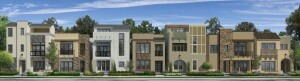 Scott Felder Homes is building 127 urban style houses in the $2 billion Legacy West project in Plano.