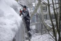 Snow Wreaks Havoc on Boston-Area Roofs