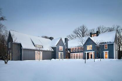 Boxwood House